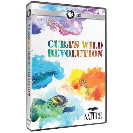 NATURE: Cuba's Wild Revolution DVD
