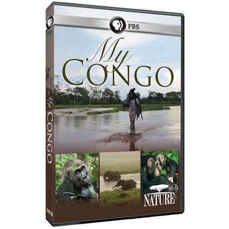 NATURE: My Congo DVD
