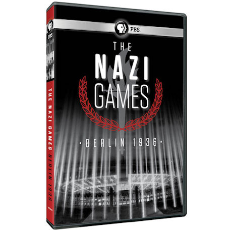 The Nazi Games - Berlin 1936 DVD