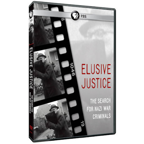 Elusive Justice: The Search for Nazi War Criminals DVD