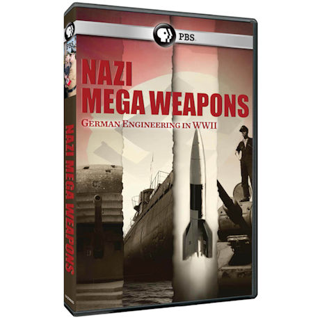 Nazi Mega Weapons DVD