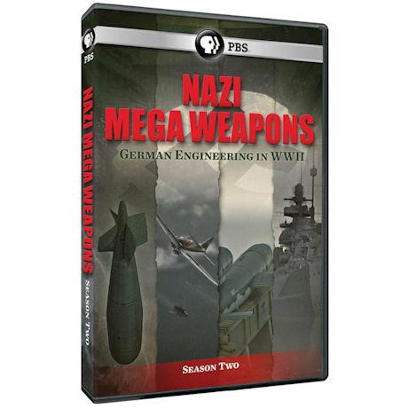 Nazi Mega Weapons Series 2 DVD