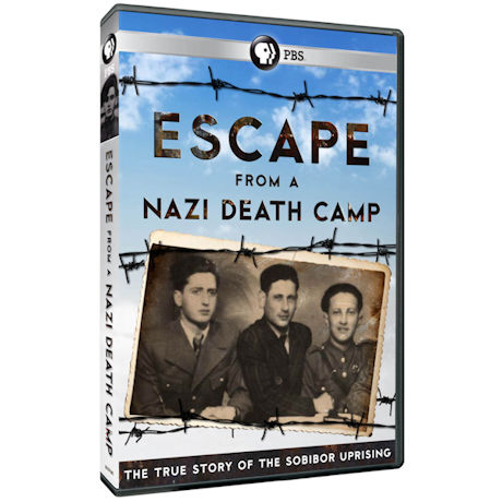 Escape from a Nazi Death Camp DVD