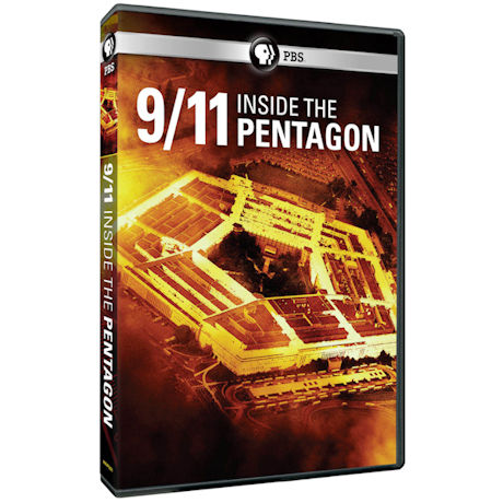 9/11 Inside the Pentagon DVD
