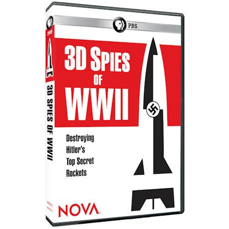 NOVA: 3D Spies of WWII, Destroying Hitler's Top Secret Rockets DVD