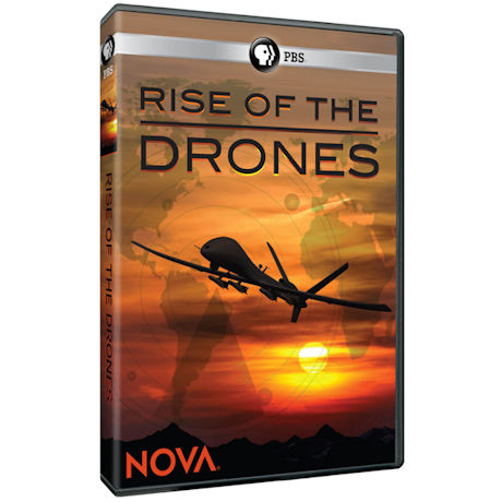 NOVA: Rise of the Drones DVD