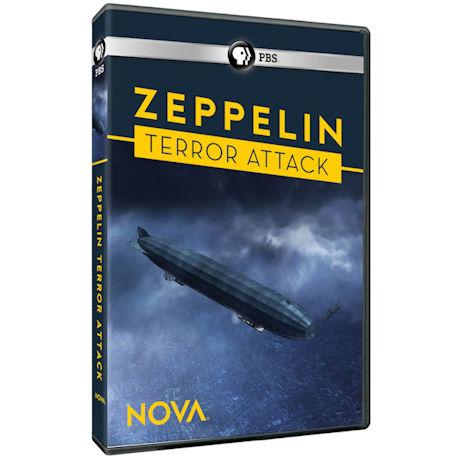 NOVA: Zeppelin Terror Attack DVD