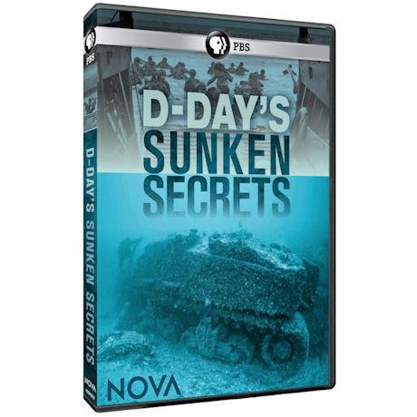 NOVA: D-Day's Sunken Secrets DVD