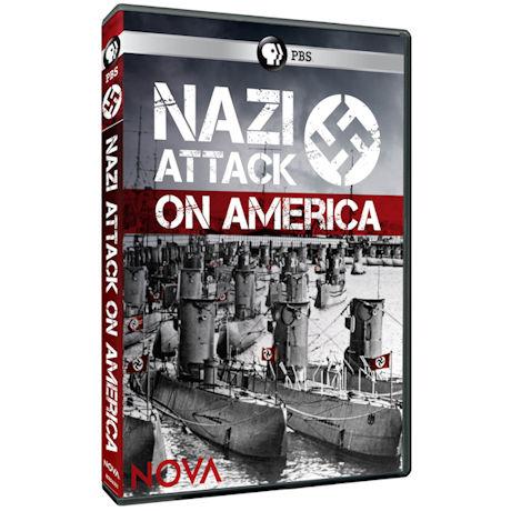 NOVA: Nazi Attack on America DVD