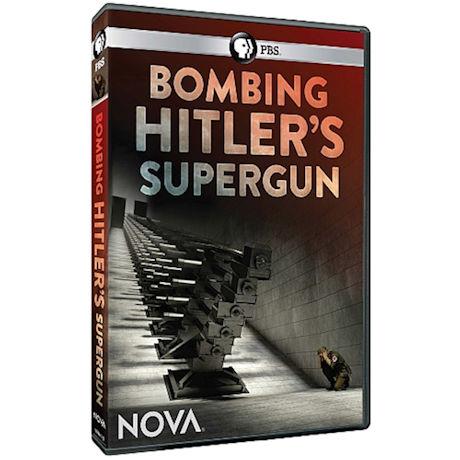 NOVA: Bombing Hitler's Supergun DVD