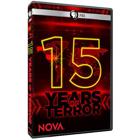 NOVA: 15 Years of Terror DVD