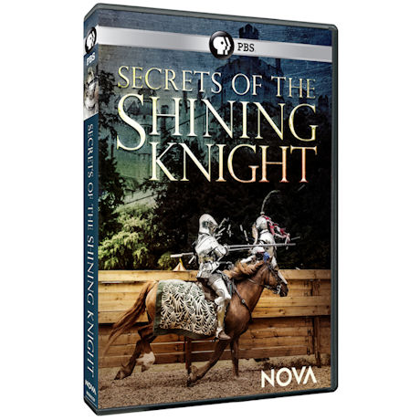 NOVA: Secrets of the Shining Knight DVD