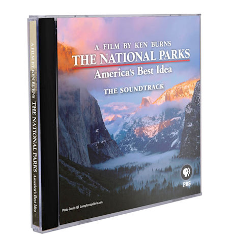 Ken Burns: The National Parks: America's Best Idea - Soundtrack CD DVD