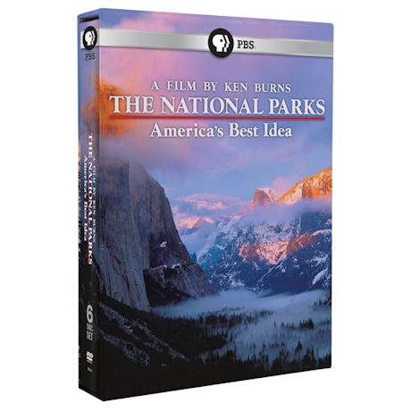 Ken Burns: The National Parks: America's Best Idea  DVD & Blu-ray DVD