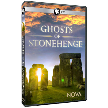 NOVA: Ghosts of Stonehenge DVD