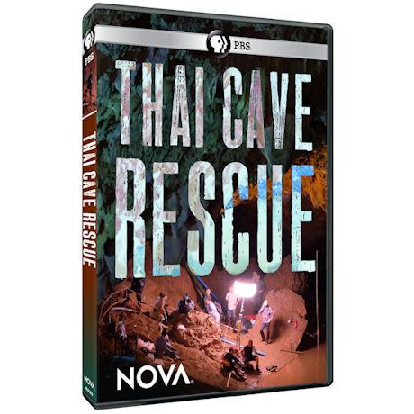 NOVA: Thai Cave Rescue DVD