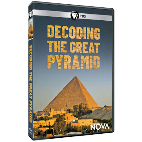 NOVA: Decoding the Great Pyramid DVD