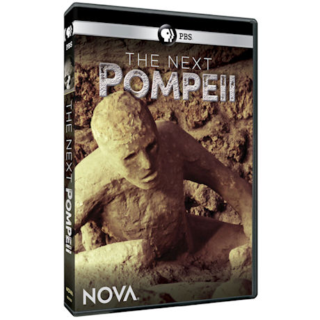 NOVA: The Next Pompeii DVD