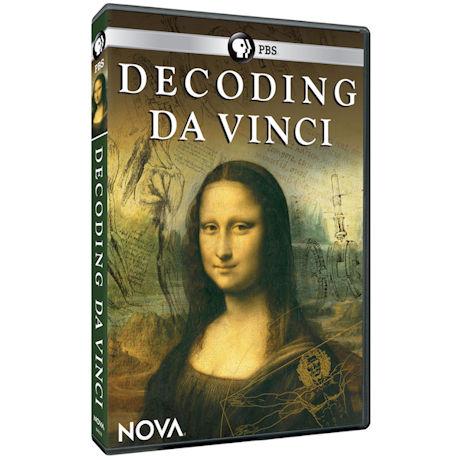 NOVA: Decoding da Vinci DVD