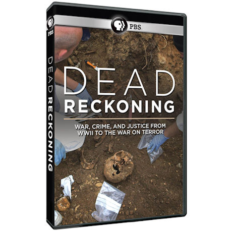 Dead Reckoning: War, Crime and Justice from WW2 to the War on Terror DVD
