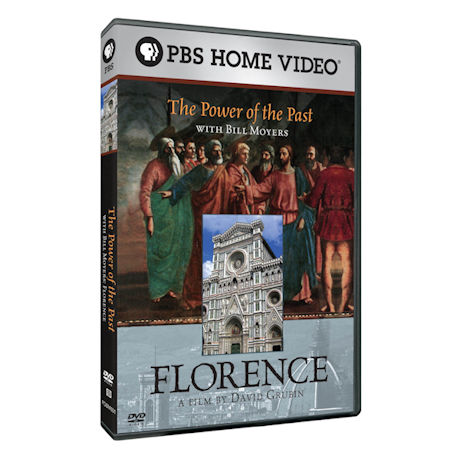 The Power of the Past with Bill Moyers: Florence DVD