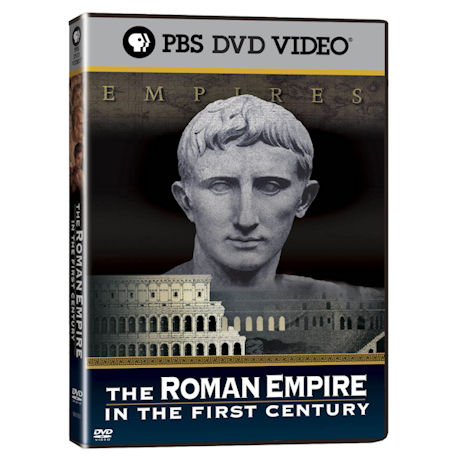 Empires: The Roman Empire in the First Century DVD