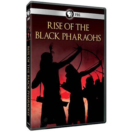 Rise of the Black Pharaohs DVD