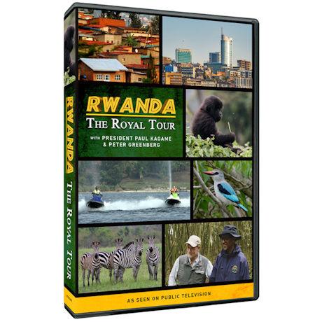 Rwanda: The Royal Tour DVD