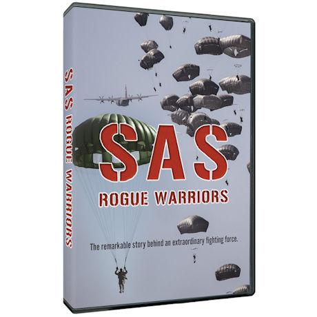SAS Rogue Warriors DVD