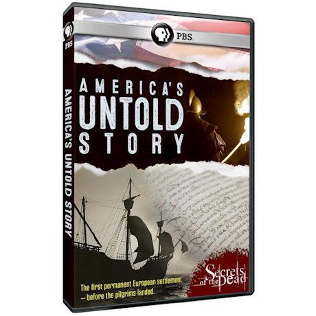 Secrets of the Dead: America's Untold Story DVD