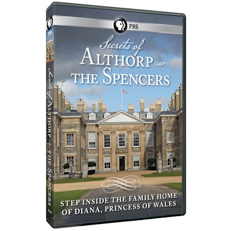 Secrets of Althorp - The Spencers DVD