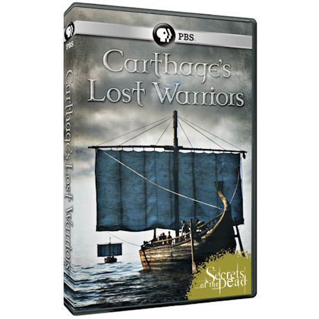 Secrets of the Dead: Carthage's Lost Warriors DVD