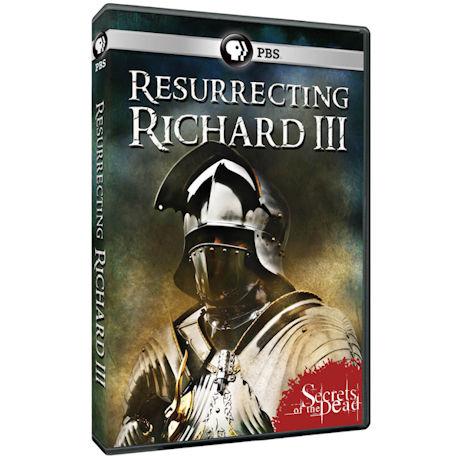 Secrets of the Dead: Resurrecting Richard III DVD