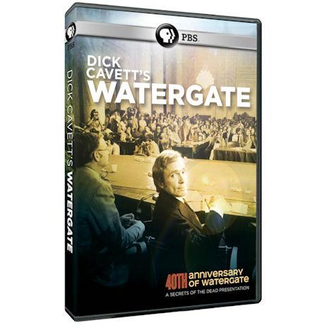Dick Cavett's Watergate DVD