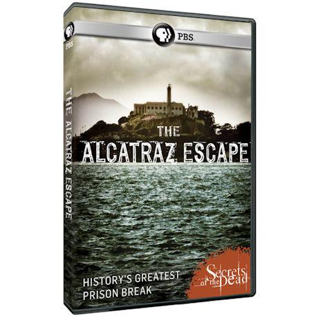Secrets Of The Dead: The Alcatraz Escape DVD
