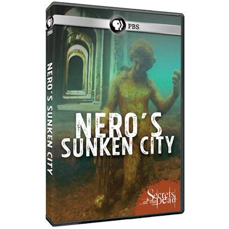Secrets of the Dead: Nero's Sunken City DVD