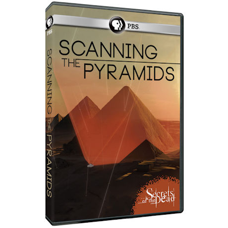 Secrets of the Dead: Scanning the Pyramids DVD