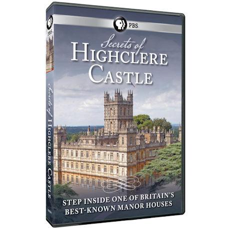 Secrets of Highclere Castle DVD & Blu-ray