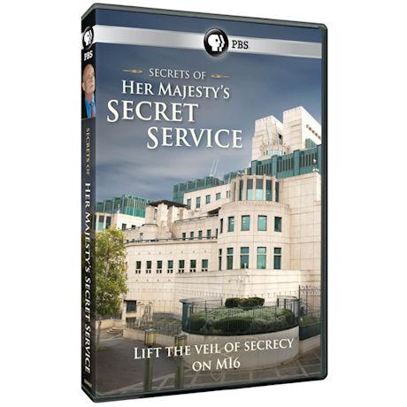 Secrets of Her Majesty's Secret Service DVD