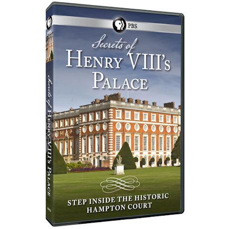 Secrets of Henry VIII's Palace - Hampton Court DVD