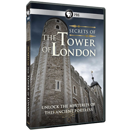 Secrets of The Tower of London DVD