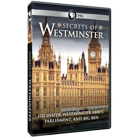 Secrets of Westminster DVD