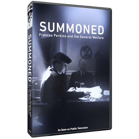 Summoned: Frances Perkins and the General Welfare DVD