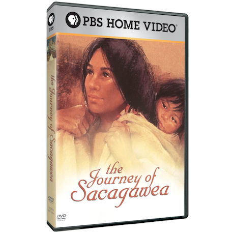 The Journey of Sacagawea DVD