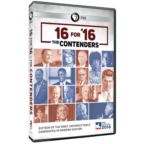 16 for '16 - The Contenders DVD