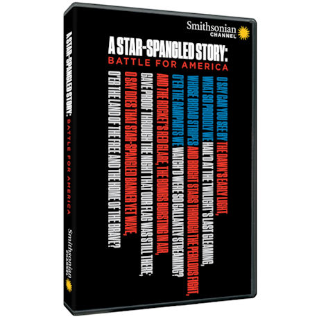 Smithsonian: A Star-Spangled Story: Battle for America DVD