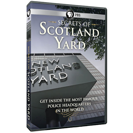 Secrets of Scotland Yard DVD