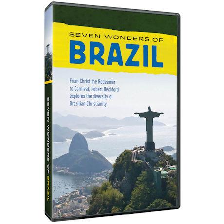 Seven Wonders of Brazil DVD