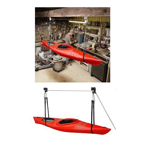 Kayak & Canoe hoist Lift 2 Pack