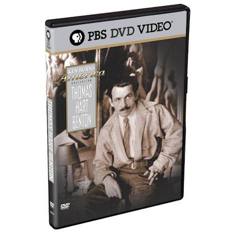 Ken Burns: Thomas Hart Benton DVD